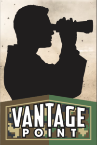 Vantage Point vertical logo